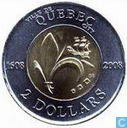 Canada  2 dollars 2008