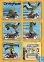 Comics - Cowboy Henk - Lava 3 - Kamiel Kafka