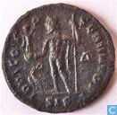 Romeinse Keizerrijk Siscia AE3 Kleinfollis van Keizer Licinius 313-315 n.Chr.