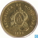 Honduras 10 centavos 1999