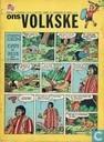 Bandes dessinées - Ons Volkske (tijdschrift) - 1966 nummer  22