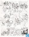 Comic Books - Rampokan - Schetsboek