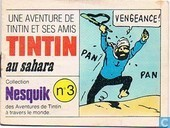 Comic Books - Tintin - Kuifje in de Sahara