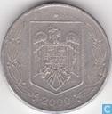 Roemenië 500 lei 2000