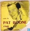 Pat Boone Sings Vol.3