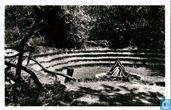 "Prot. Chr. Kamp- en Vormingscentrum ""DE HEIKANT"" Waalre (N.Br.), Telefoon ) 4904-2558 Amphitheater"