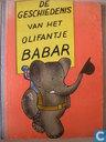 De geschiedenis van het olifantje Babar