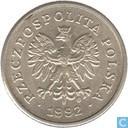Poland 50 groszy 1992