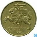Litauen 50 Centu 1997