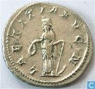 Roman Imperial Antoninianus of Emperor Gordian III 241-243 AD.