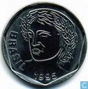 Brasil 25 centavos 1995