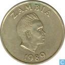Zambia 1 kwacha 1989