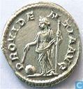Roman Empire Denarius of Emperor Alexander Severus 223 AD