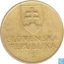 Slovakia 1 koruna 1993