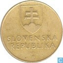 Slowakei 1 Koruna 1993