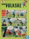 Bandes dessinées - Ons Volkske (tijdschrift) - 1972 nummer  42
