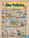Bandes dessinées - Ons Volkske (tijdschrift) - 1955 nummer  25