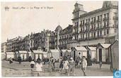 Heyst s/Mer - La Plage et la Digue