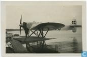(Heinkel He 8 H.M.II watervliegtuig van de Deense Marine)