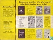 Comic Books - Bob en Beppie - De blauwe gorilla