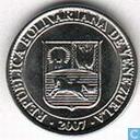 Venezuela 25 centimes 2007