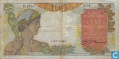 French Indochina 100 piastres