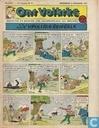 Bandes dessinées - Ons Volkske (tijdschrift) - 1951 nummer  45