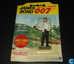 James Bond Baretta pistol with deadly