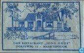 """Cafe Restaurant """"Jong-Grijs"""""""