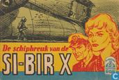 Bandes dessinées - Capitaine Rob - De schipbreuk van de SI-BIR X