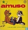 Bandes dessinées - Arthur le Fantôme - Amuso 2