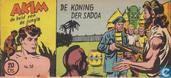 Comics - Akim - De koning der Sadoa