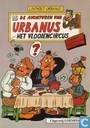 Comic Books - Urbanus [Linthout] - Het vlooiencircus