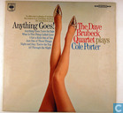 Platen en CD's - Brubeck, Dave - Anything goes The Dave Brubeck Quartet plays Cole Porter