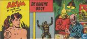 Comic Books - Akim - De groene grot