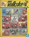 Bandes dessinées - Ons Volkske (tijdschrift) - 1960 nummer  16