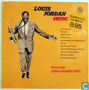 Louis Jordan swings with The Chris Barber Band