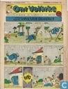 Bandes dessinées - Ons Volkske (tijdschrift) - 1951 nummer  43