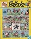 Bandes dessinées - Ons Volkske (tijdschrift) - 1960 nummer  20