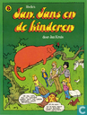 Comic Books - Jack, Jacky and the juniors - Jan, Jans en de kinderen 8