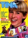Bandes dessinées - Tina (tijdschrift) - 1984 nummer  13