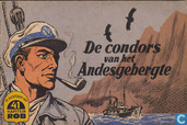 Comic Books - Kapitein Rob - De condors van het Andesgebergte