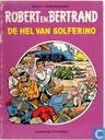 Comics - Robert en Bertrand - De hel van Solferino