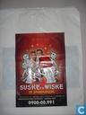 Suske en Wiske - plastiekzak