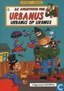 Comic Books - Urbanus [Linthout] - Urbanus op Uranus