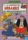 Strips - Urbanus [Linthout] - Het verslechteringsgesticht