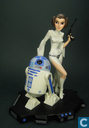Animated Princess Leia