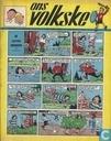 Comic Books - Ons Volkske (tijdschrift) - 1960 nummer  18