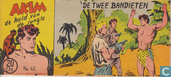 Bandes dessinées - Akim - De twee bandieten