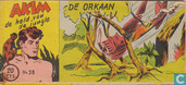 Comic Books - Akim - De orkaan